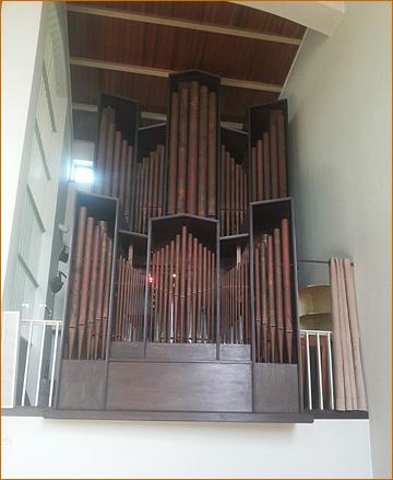 kist orgel te koop